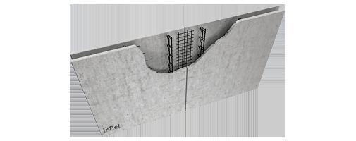 Prefabricated wall